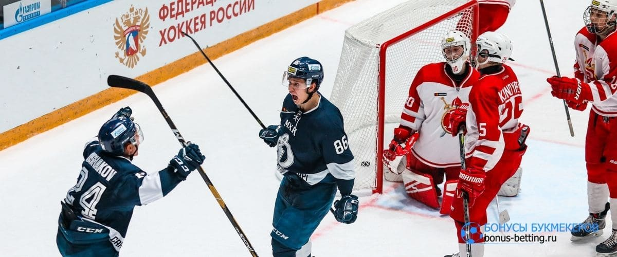 Динамо (СПБ) - Русские Витязи прогноз на 31 октября
