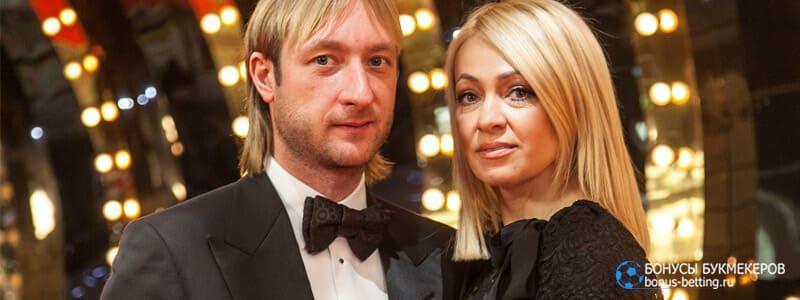 плющенко и рудковская