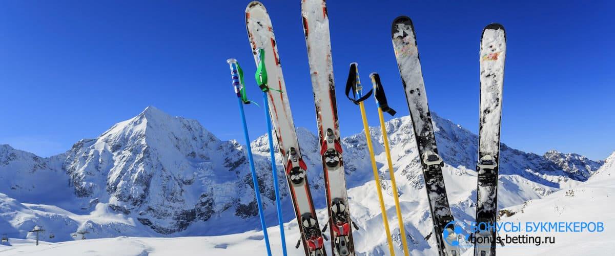 горные лыжи экипировка