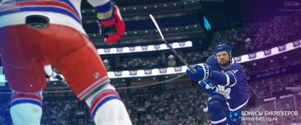 NHL 21: больше креатива