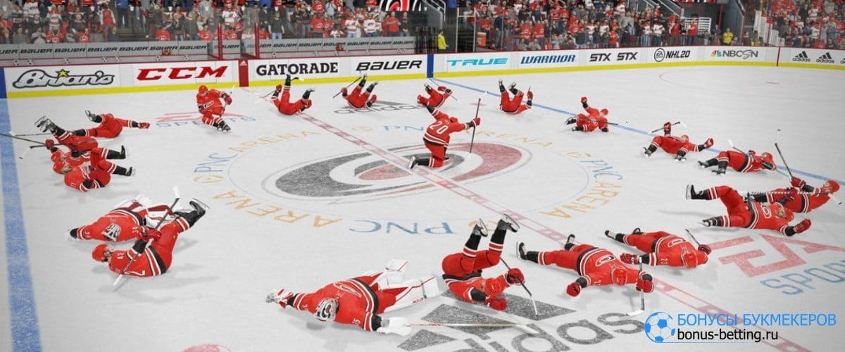 Режим Be A Pro в NHL 21