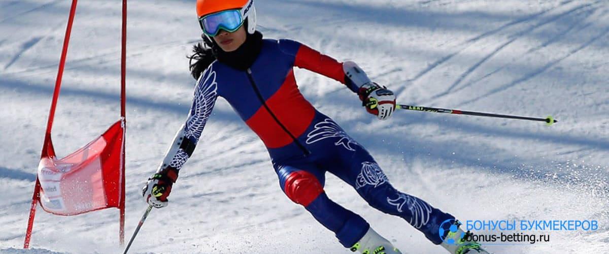 горные лыжи дисциплины