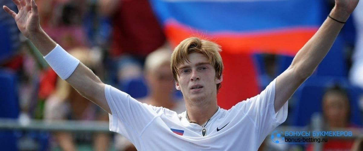 Андрей Рублев очередной раз победил