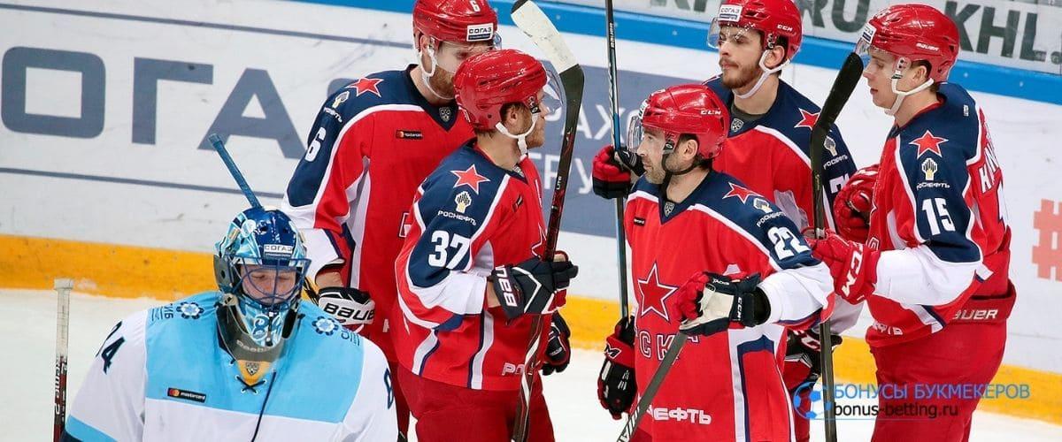 ЦСКА – Сибирь прогноз на 23 ноября