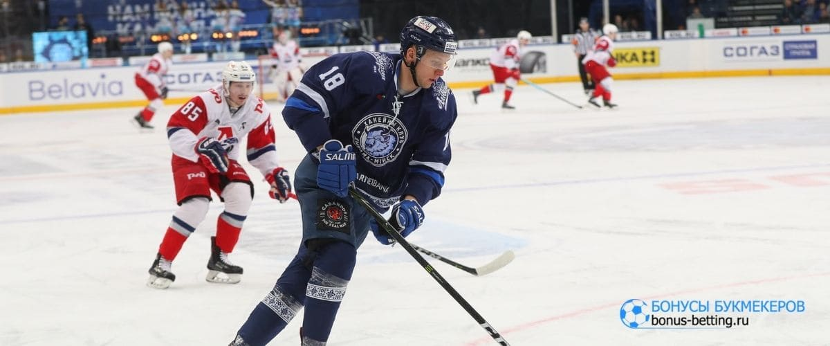 Динамо-Минск – Локомотив прогноз на 24 ноября