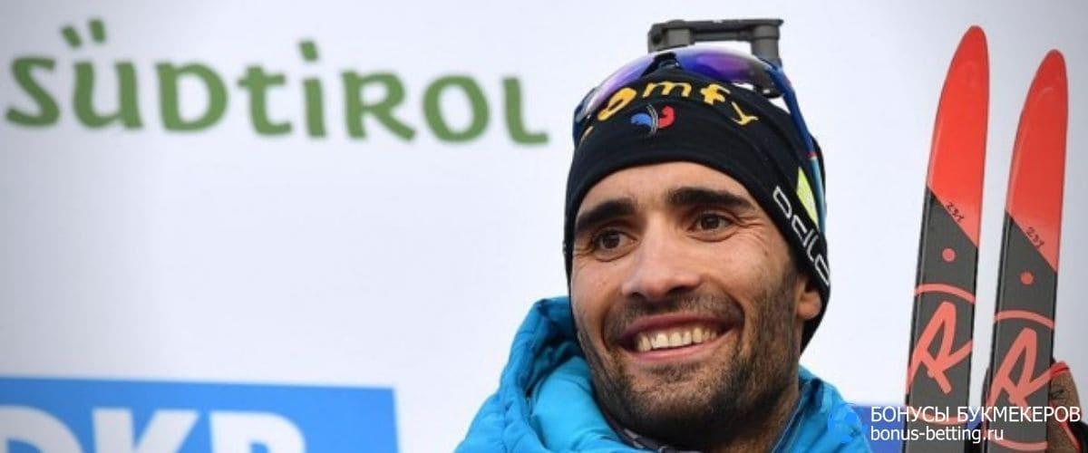 Фуркад завершил карьеру биатлониста
