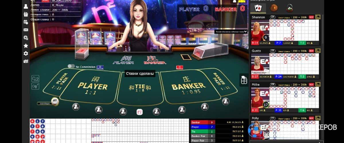 BetAndYou live казино играть онлайн