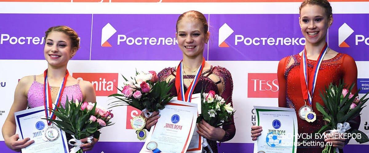Кубок России, Москва 2020 (пятый этап) участники