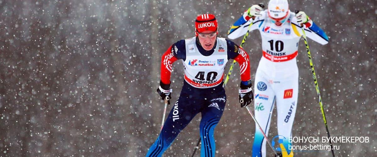 лыжные гонки кубок мира