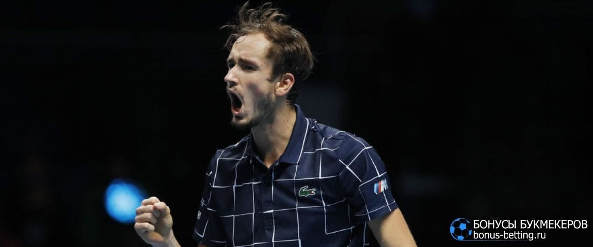 Итоговый турнир 2020: Даниил Медведев