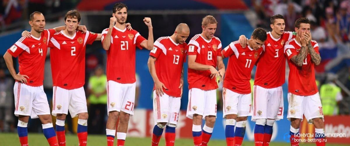 Новые тесты не выявили коронавируса у игроков сборной России