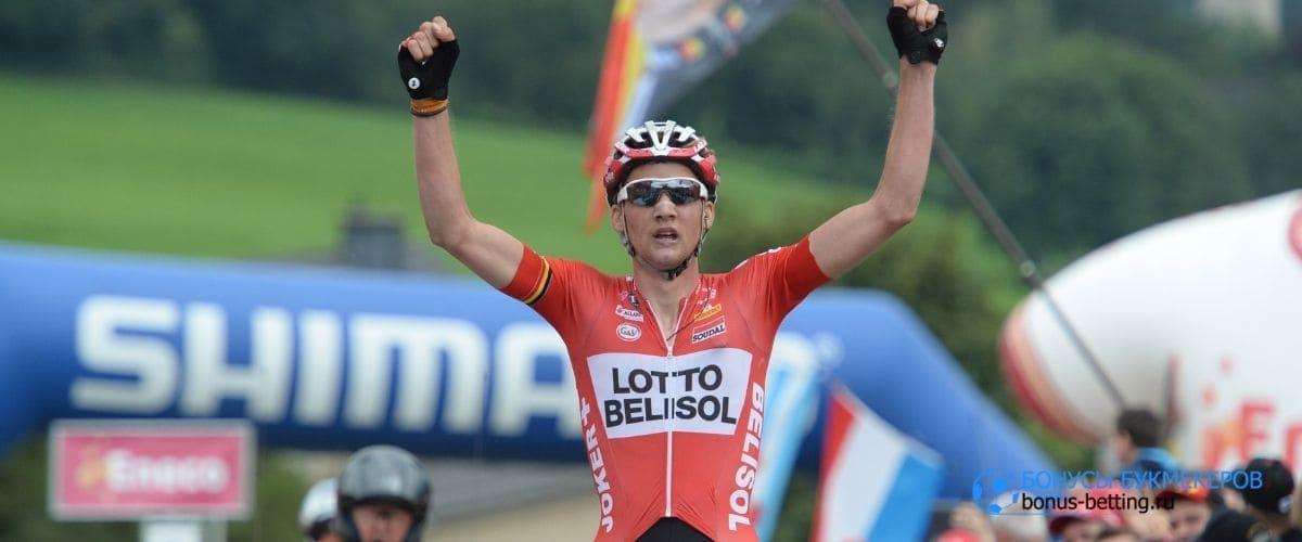 Тим Велленс победил на этапе Вуэльты Испании