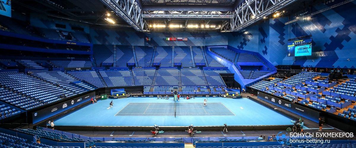 ATP Cup 2021: результаты