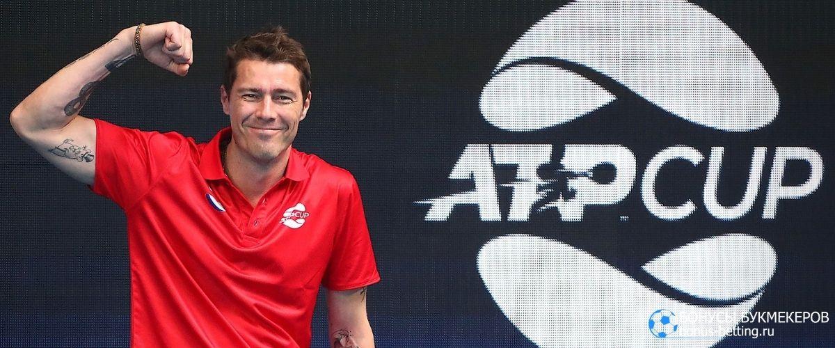 ATP Cup 2021: групповой этап