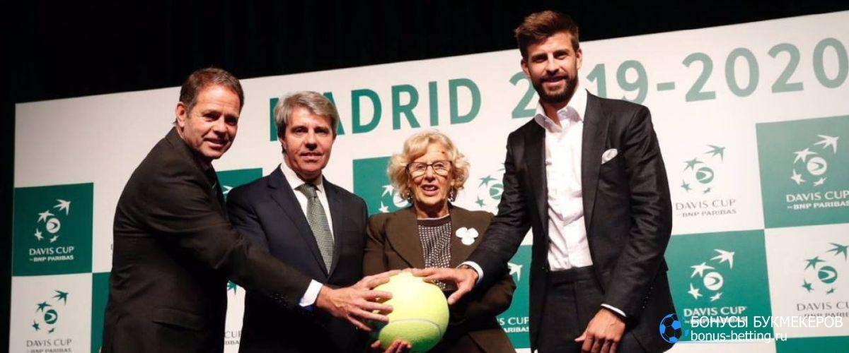 ATP Cup 2021: отличие от Кубка Дэвиса