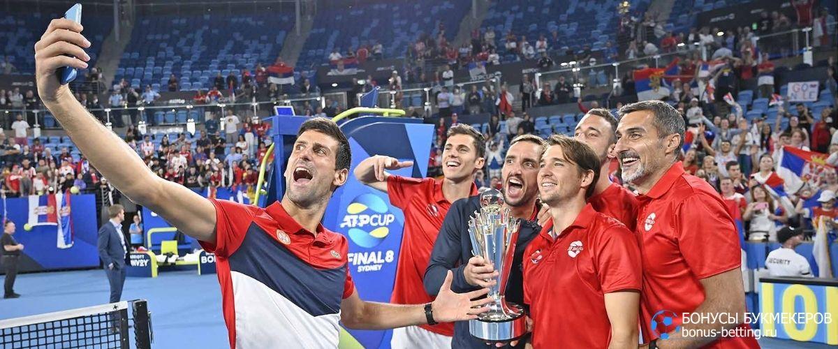 ATP Cup 2021: расписание