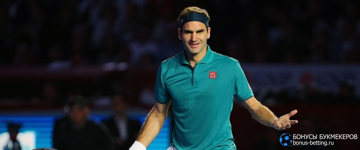 ATP Cup 2021 Роджер Федерер