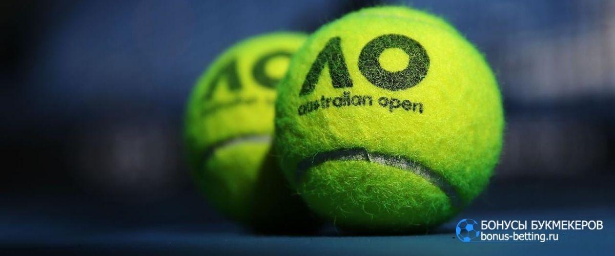 Дата старта Australian Open - 8 февраля