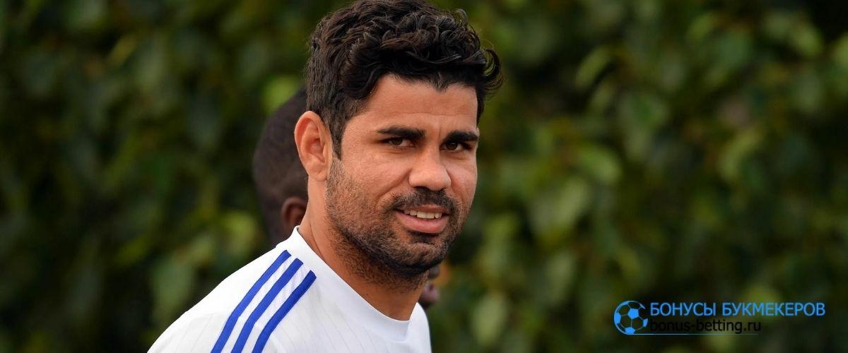 Диего Коста может вернутся в Англию
