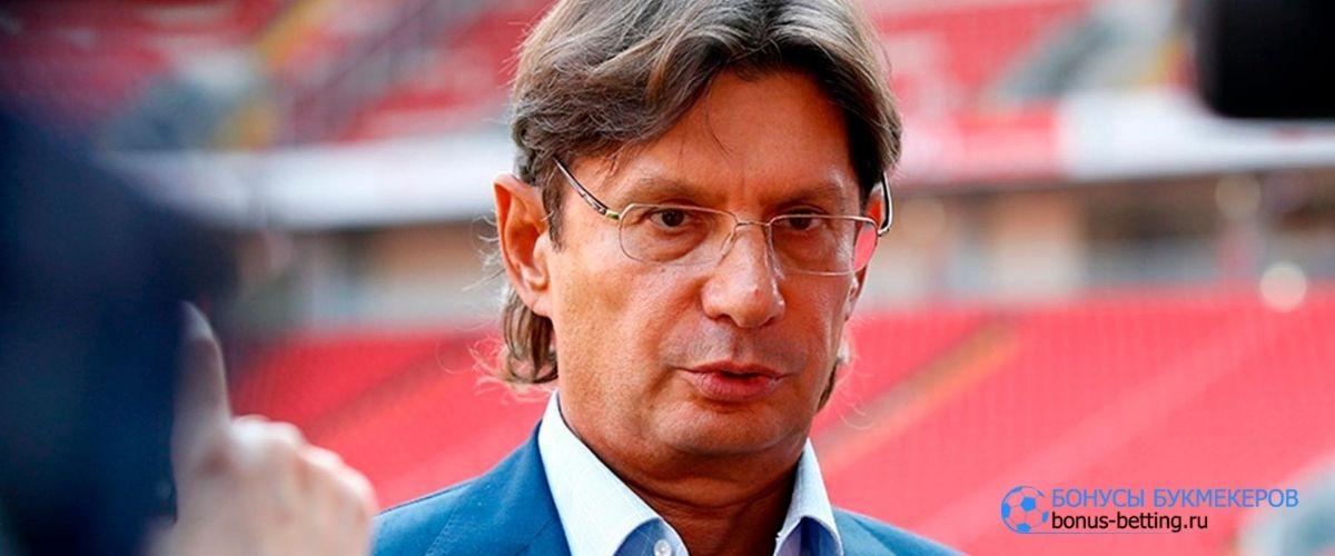 Федун снова хочет иностранного тренера