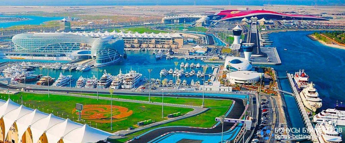 Гран-при Абу-Даби 2020: трасса