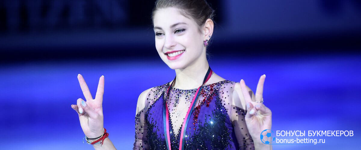 Косторная снялась с чемпионата России 2020-2021