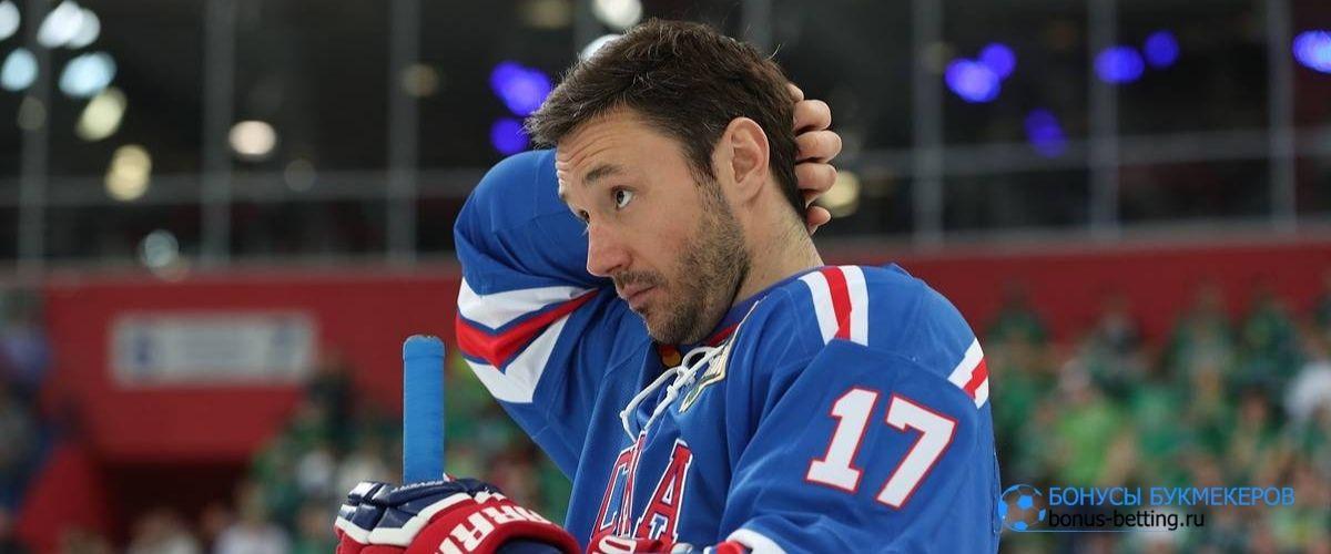 Ковальчук хотел остаться в НХЛ