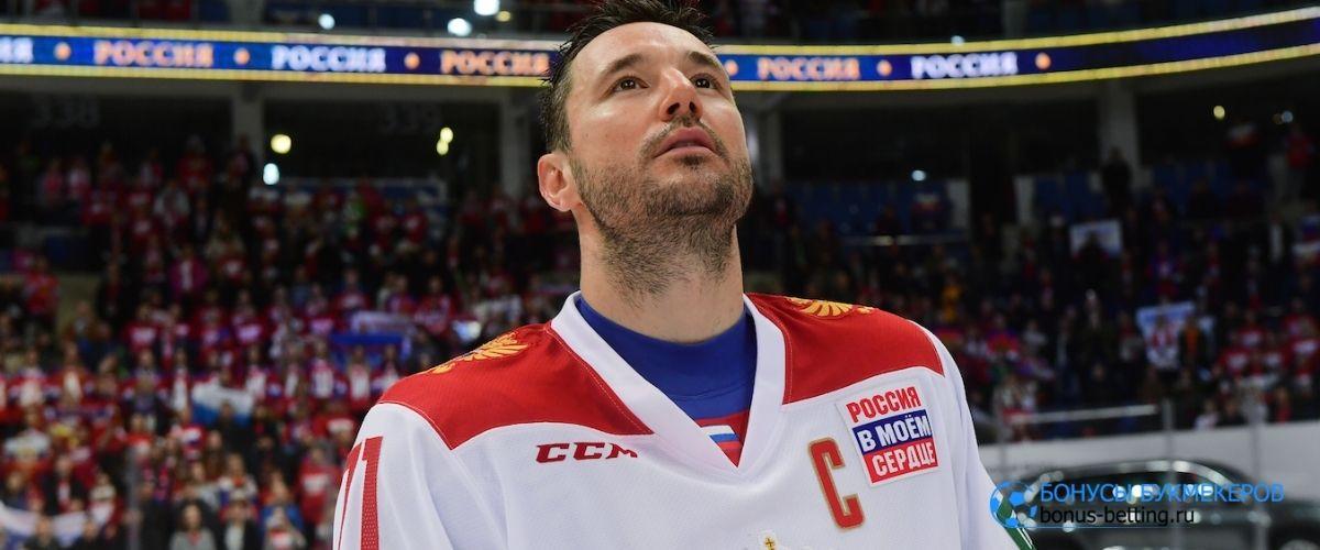 Ковальчук приехал побеждать