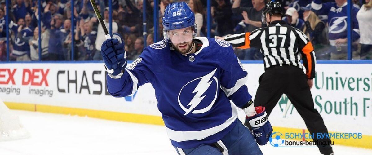 Кучеров пропустит весь сезон НХЛ