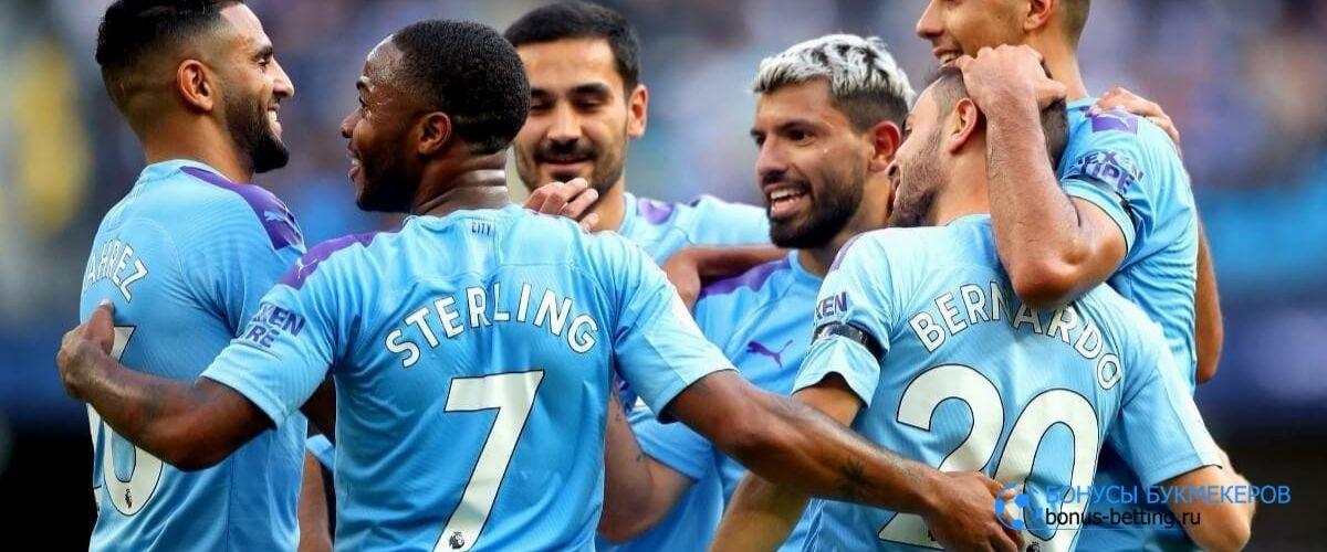 Манчестер Сити легко выйдет в 1/4 финала