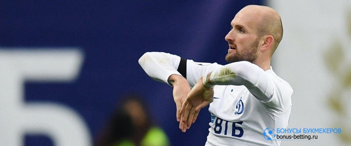 Рауш покинет московское Динамо