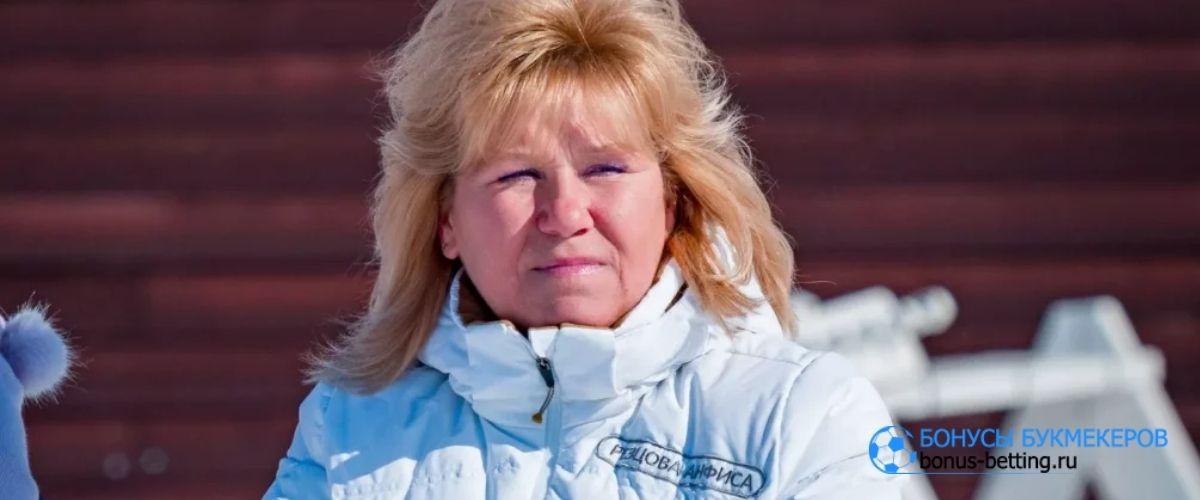 Резцова назвала журналистов сволочами