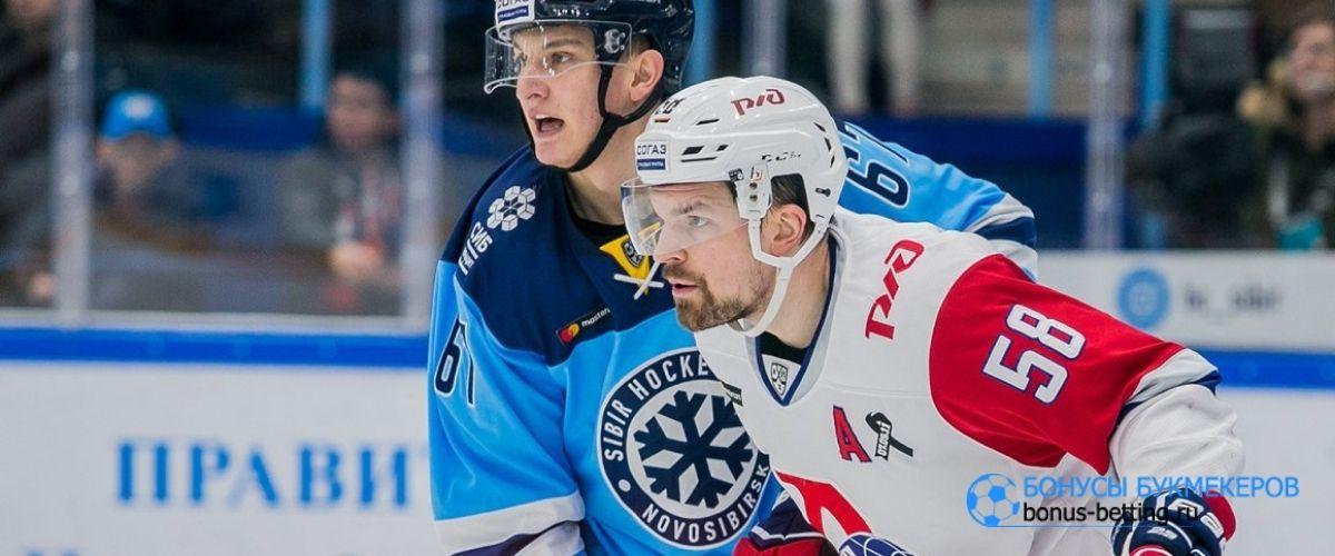 Сибирь – Локомотив прогноз на 6 декабря