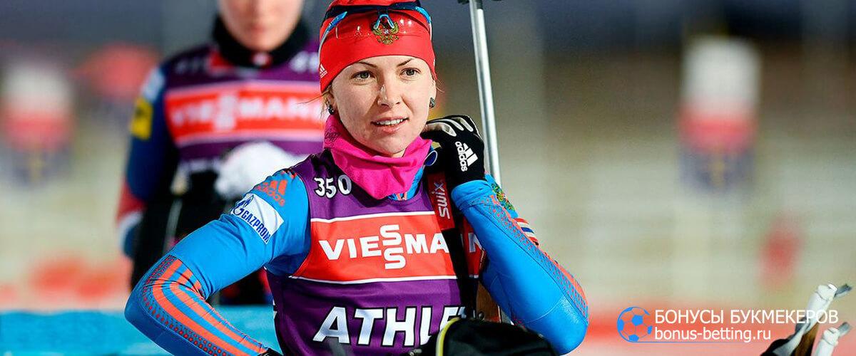 Ирина Казакевич биатлон