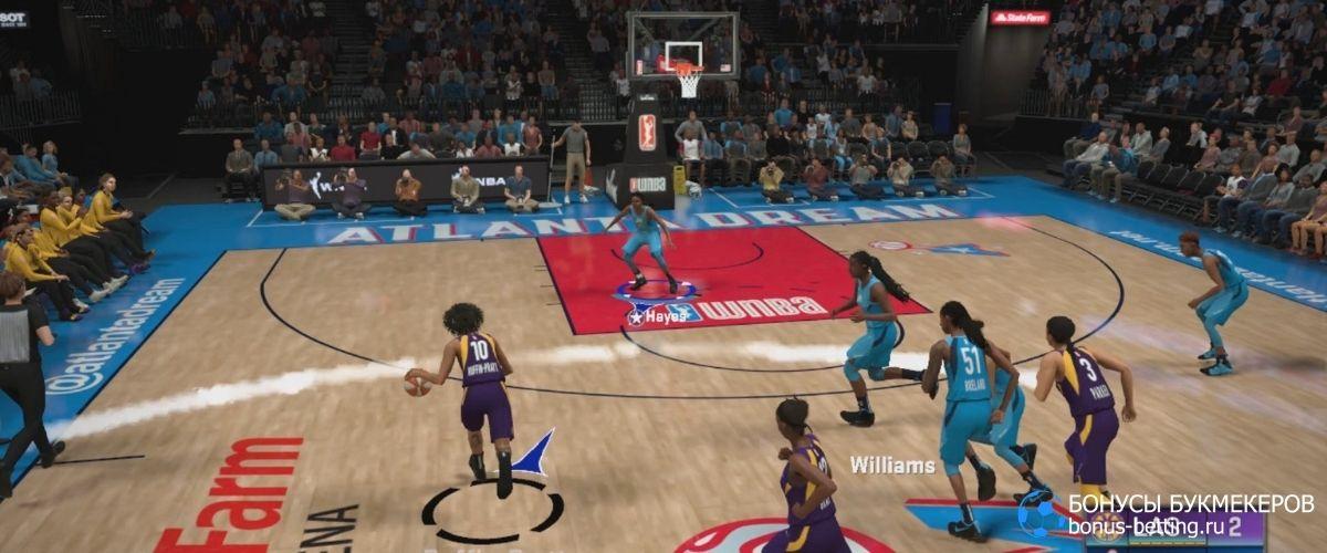 1xStavka игры: баскетбол