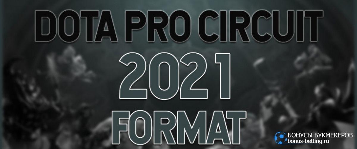 DPC 2021: формат проведения мэйджоров