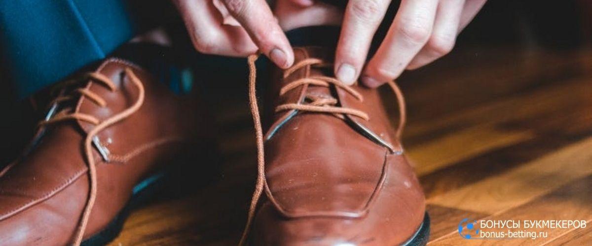 губерниев ботинок