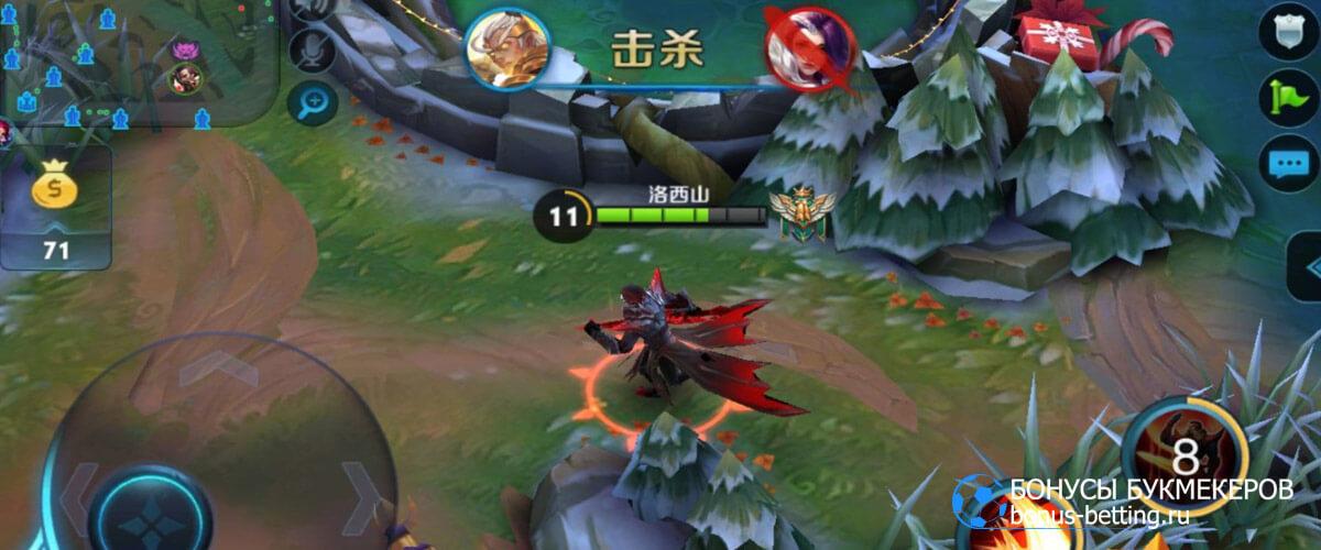 Honor of Kings игра