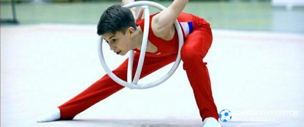 Мужская художественная гимнастика японская школа