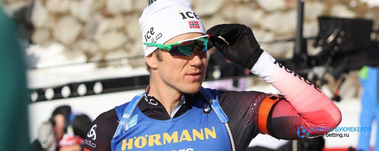 Норвежская Федерация биатлона огласила состав