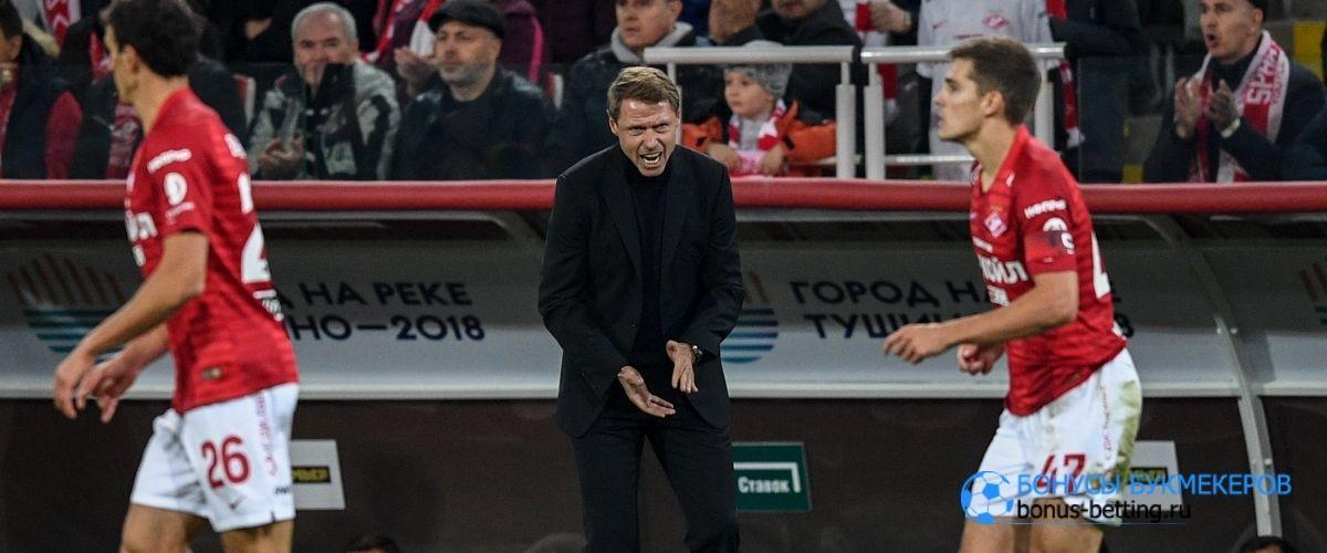 По словам Мирзова, Кононову не дали работать в «Спартаке»