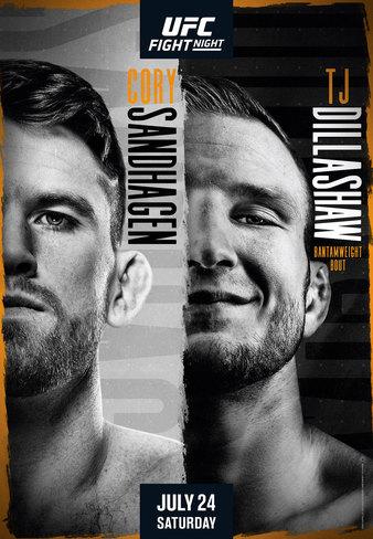 Poster UFC Vegas 32