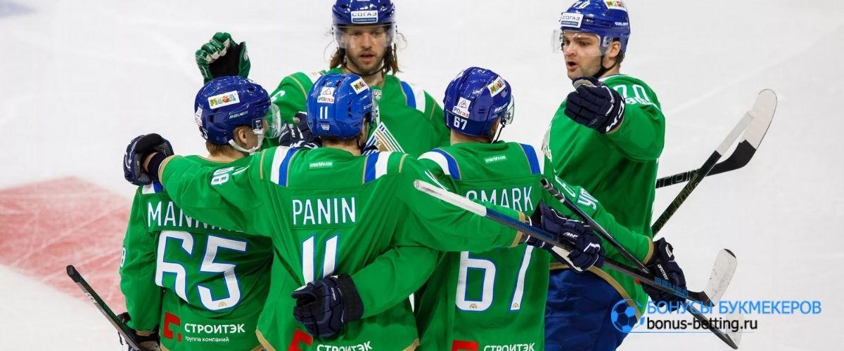 Трио «Салават Юлаева» всё ближе к историческому рекорду КХЛ