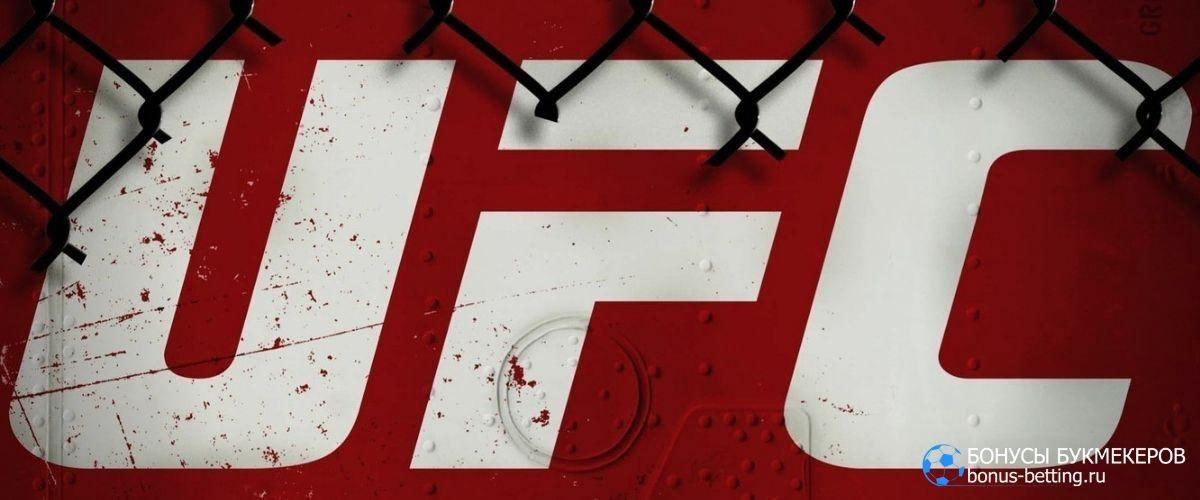 Рейтинг UFC 2021: январь – декабрь