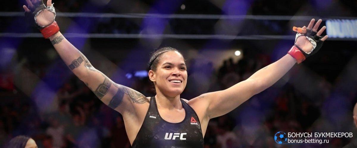 Лучшие бойцы женщины UFC независимо от весовых категорий