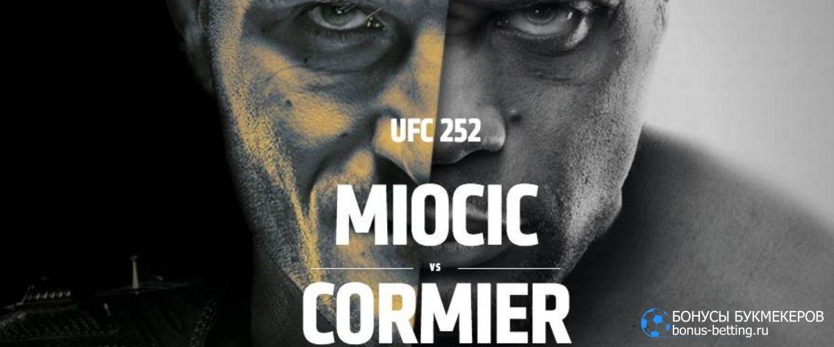 Рейтинг UFC 2021 тяжелый вес мужчины