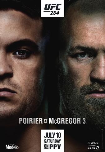 UFC 264 Poirier - McGregor 3