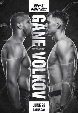UFC Fight Night Gane vs Volkov