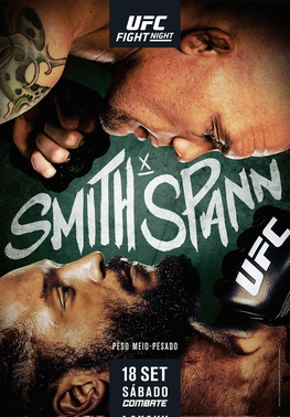 UFC Fight Night Smith-Spann