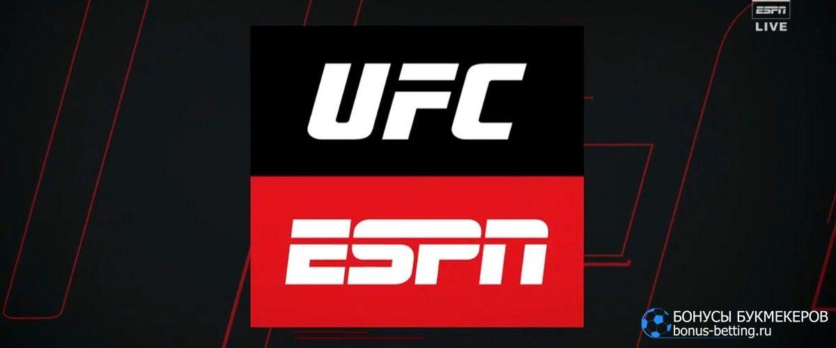 Расписание UFC 2021: формат